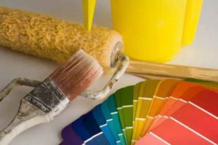 نقاشی ساختمان و روانشناسی رنگ